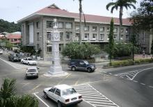 Виктория - Столица Сейшельских островов