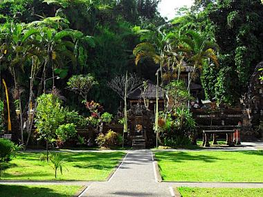 Ботанический сад на Бали - место для всей семьи
